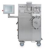 Роликовый компактор-гранулятор WP 120 для фармацевтической промышленности