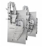 Роликовый компактор-гранулятор WP 200 S для фармацевтической промышленности
